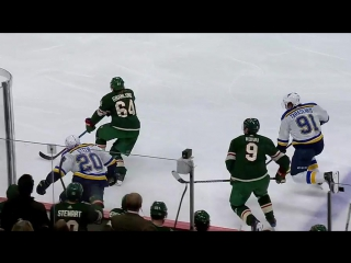St. Louis Blues - Minnesota Wild - December 2nd, 2017