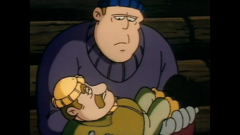 Инспектор Гаджет 1x59 In Seine 1983 Inspector Gadget