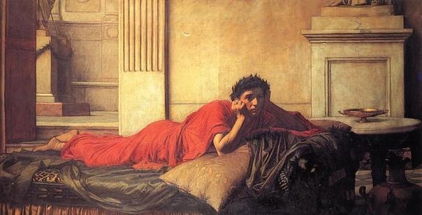 , или Оскорбление религиозных чувств Жил-был Нерон, пятый император Рима. Был он слегка пизданутеньким, как и большинство римских императоров. Взойдя на престол, говорит маме, Агриппине: А что,