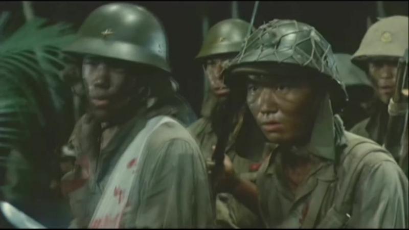 Великая японская война (1982). Самоубийственная атака японцев на Сайпане
