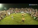 Волейбол на траве - жестко