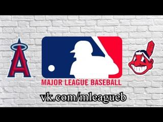 Los Angeles Angels vs Cleveland Indians  | 03.08.2018 | AL | MLB 2018 (1/3)