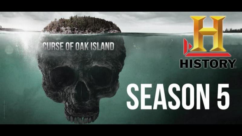 Проклятие острова Оук 5 сезон Спецвыпуск 2. Бурим глубже - поиски продолжаются (2018)