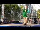 ГлюкoZa Глюкоза Невеста Фестиваль Русская душа, Вологодская область, 16.06.2018