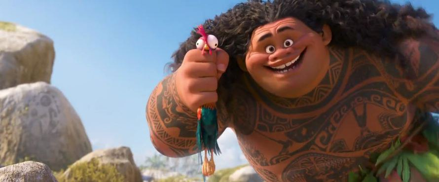 Moana In Hindi Dubbed Torrent Movies