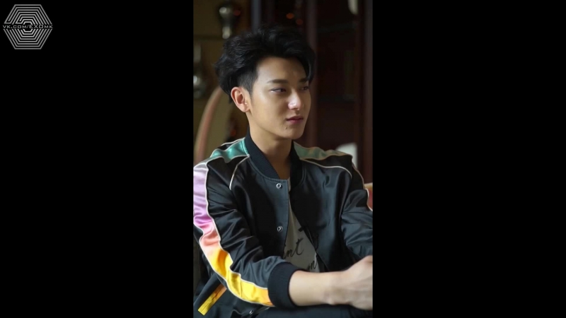 [РУСС. САБ] 180304 Z.TAO @ Youku Fashion interview