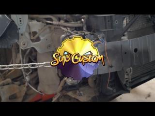 Sun custom - нижневартовск 4k (panasonic g9 + meatbones 0.71 + sigma 18-35)