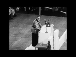 Jewish plumber interrupts Nazi rally, New York, 1939