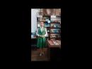Жастар таңдайды - Молодежь предпочитает атты жобасына қатысушы Балтабай Балнұр жастарды кітап оқуға шақырады