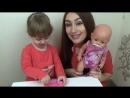 БЕБИ БОРН девочка baby born интерактивная кукла