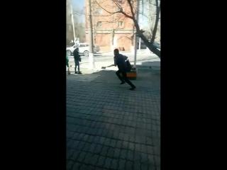 Несколько часов назад в Кызылорде в ходе разборок между