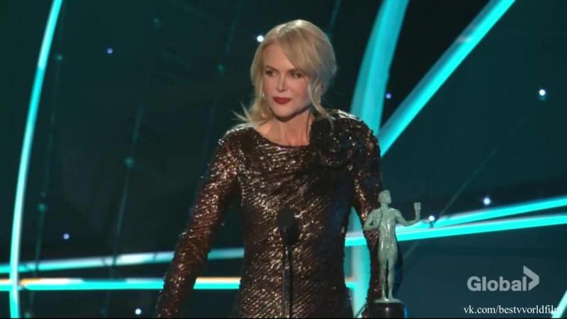 The 24th Annual Screen Actors Guild Awards | 24-я церемония вручения премии Гильдии киноактёров США 2018