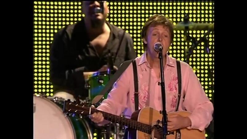Paul McCartney Mrs Vanderbilt first live performance