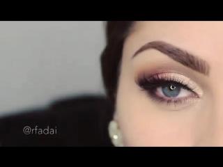 Красивый, выразительный макияж