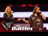Holly Ellison vs Chris James - I'd Do Anything for Love (The Voice UK 2018)