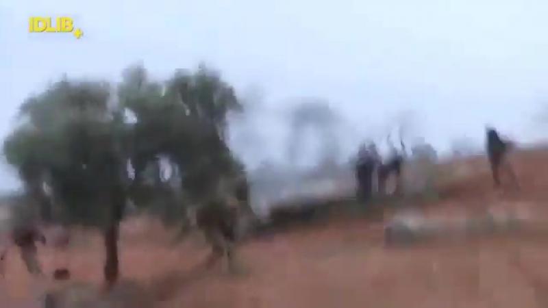 «Это вам за пацанов!» — крикнул боевикам пилот ВКС России, взрывая гранату