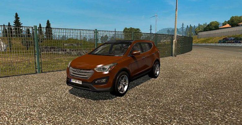 Hyundai Santa Fe версия 1.0