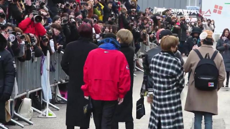 [VK][24.11.2017] MONSTA X at arrive KBS Music Bank @ 엑스포츠뉴스