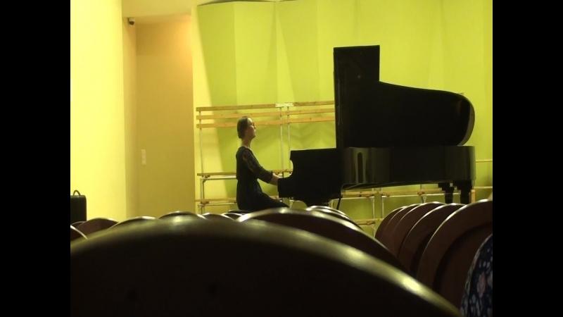 Бетховен 18 соната в 4-х частях