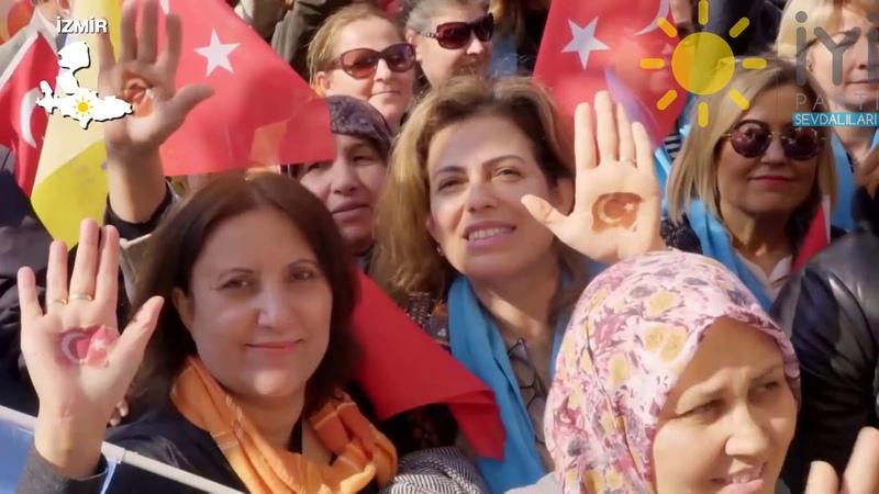 İYİ PARTİ 2018 Seçim Klibi ve Şarkısı Hüseyin Özlük - BAŞARACAĞIZ!