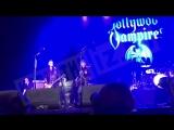 Джонни Депп и Элис Купер отжигают на концерте в Петербурге