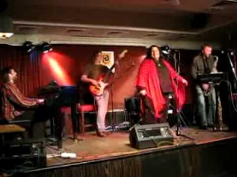 Мариам и Армен Мерабовы, группа «Miraif» - GEORGIA ON MY MIND [Концерт в «Союзе Композиторов», 2008]
