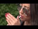 Brunette smoking in high heel boots Bad Habits Trailer