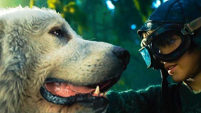 Белль и Себастьян Приключения продолжаются Русский трейлер 2018