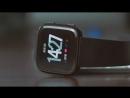 Apple Watch для Android обзор Fitbit VERSA
