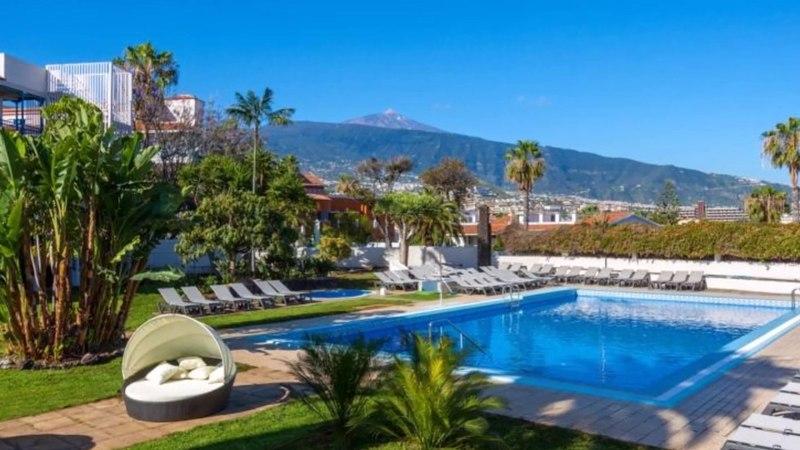 Hotel Weare La Paz, Puerto de La Cruz, Spain