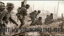 ✯ Battle of Stalingrad 1942-1943 ✠ - Nazi Germany vs The Soviet Union [HD Colour]