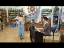 Играют Ксения Апурина - виоль д'амур и Дарья Лягина - клавесин