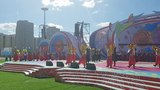 День единства народов, Астана, Омский хор, хореографический блок (01.05.2018)