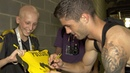 Christian Pulisic meets his biggest fan | Make a Wish