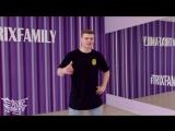 БРЕЙК ДАНС УРОКИ - BREAK DANCE TUTORIAL - BACK STEP