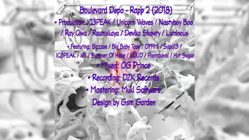 Boulevard Depo – Rapp 2 (2018)