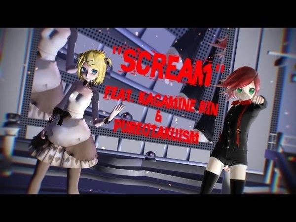 【MMD】「Scream」Usher【Motion/Model/Cam/Wav DL】