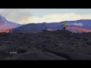 Вулкан Килауэа — Lava Scenes From Fissure 8