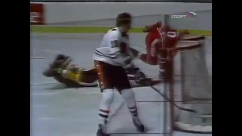 Кубок Вызова-1979. Звёзды НХЛ- сборная СССР. Матч №3 _ Challenge Cup Series_ NHL