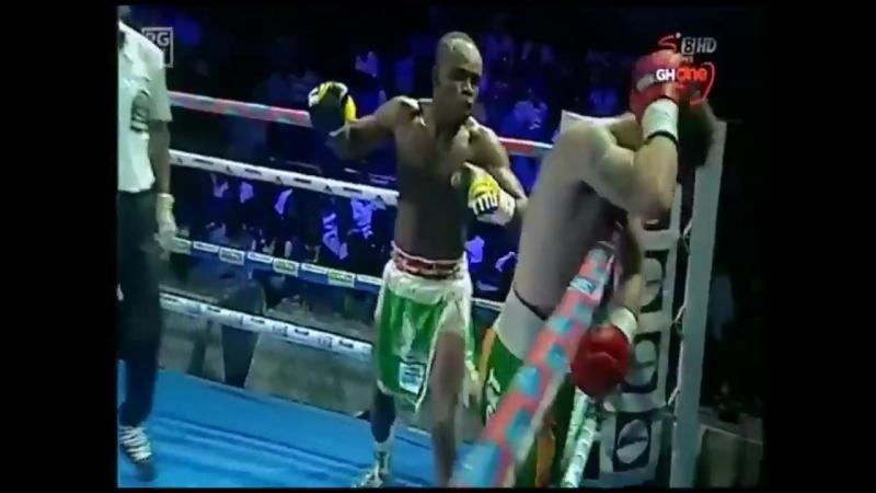 Emmanuel Tagoe vs Fernando David Saucedo