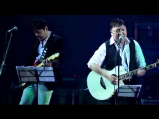 Beegees cover shar airag mongolia