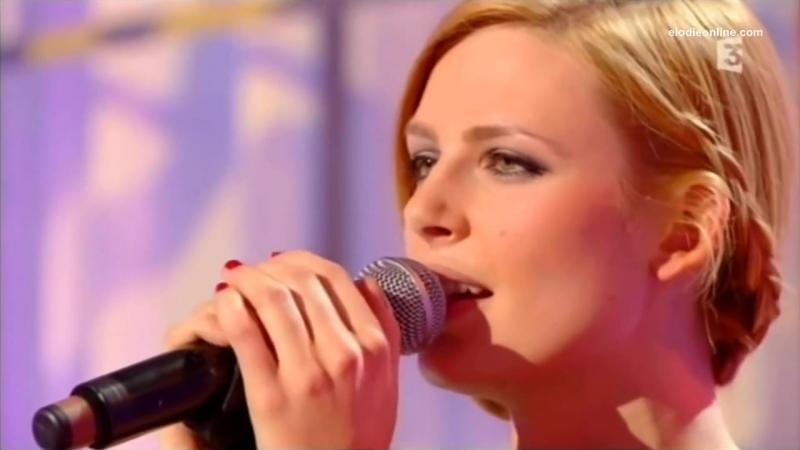 Elodie Frégé - La Belle Et La Bête (Live On Channel 3, France 14.11.2010)