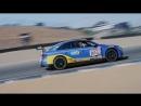 Погнали BILSTEIN sponsored Audi RS3 LMS of Berg Racing and JT Coupal at Mazda Raceway Laguna Seca