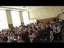 MVI_5521в школе № 109 концертная программа Аты-Баты, шли солдаты оркестра Лад