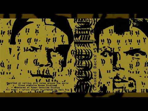 SECT PIG Crooked Backs [Full Mini-Album]