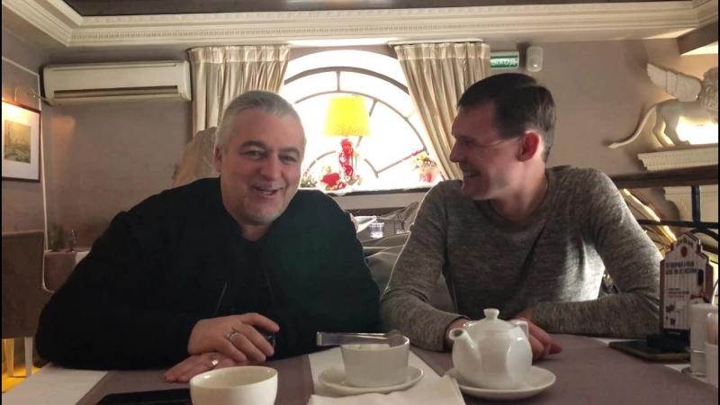 Илья Фридман с мастер классом в Саратове
