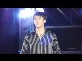 170602 EXO Sehun - Heaven @ World Friends Music Festival Focus