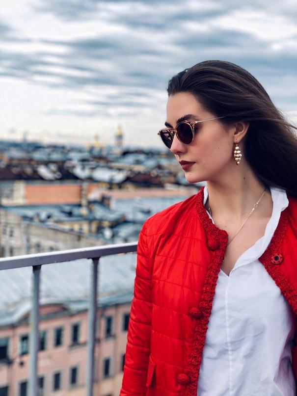 Настя Дворянская   Москва