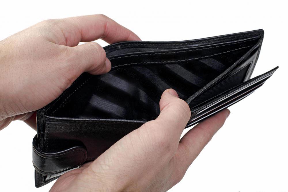 Проблемы с зависимостью могут привести к банкротству.