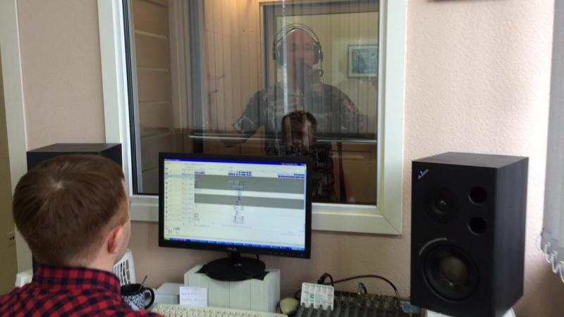Процесс производства аудиорекламы «Дайджест FM»